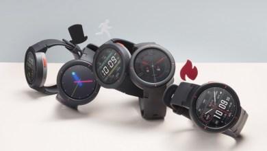 صورة شاومي تكشف عن الساعة الذكية Amazfit Verge مع مستشعر ضربات القلب