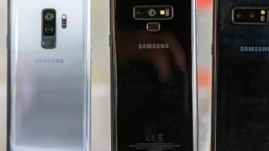 صورة أندرويد باي يكشف عن قدوم هاتف سامسونج جالكسي S10 بأربعة طرازات