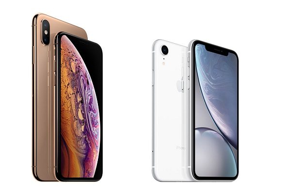 iPhone Xr Xs - للحد من احتكار سامسونج، آبل تضيف LG كمزود ثاني للشاشات الـ OLED لأجهزتها الجديدة
