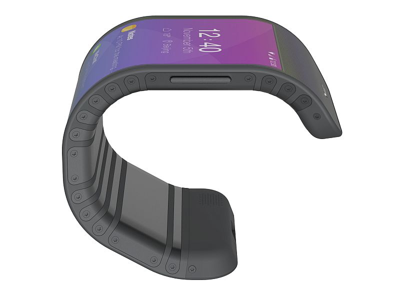 lenovo cplus bendable phone - بالفيديو: الكشف عن نموذج مبدئي لهاتف لينوفو القابل للطي مع توقعات بإطلاقه قريباً