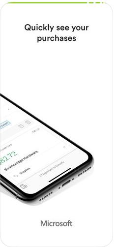2 8 - تطبيق Spend : Easy Automatic Expenses من مايكروسوفت لتنظيم وتتبع مصاريفك وأموالك