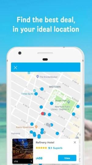 33.webp  1 - تطبيق هوتيلز كومبايند HotelsCombined لمعرفة أرخص الفنادق وأفضلها في أي مكان
