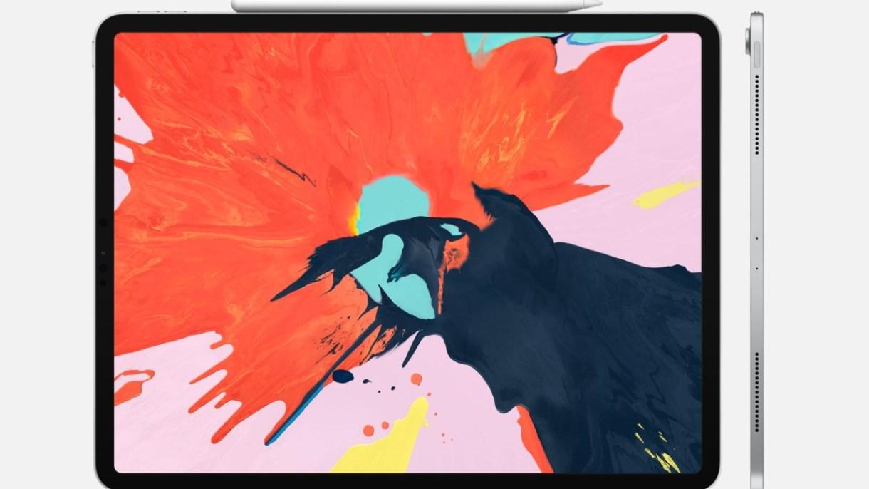7 6 - آيباد برو 2018 ضد جالكسي تاب S4 وبكسل سليت | مقارنة من حيث الشاشة والكاميرا والتصميم|