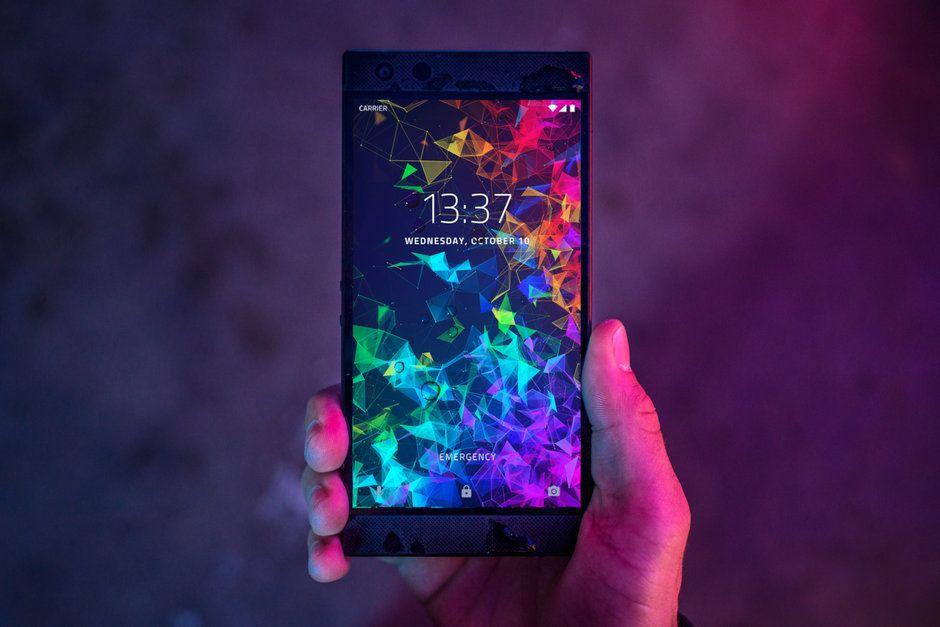 96a1e9a9c8 - شركة ريزر تعلن رسمياً عن هاتف الألعاب الجديد Razer Phone 2