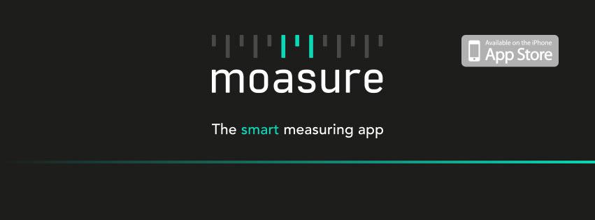 Moasure - تطبيق Measure أفضل أداة للقياس باستخدام تقنية الواقع المعزز بواسطة جوالك