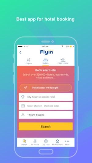 3.webp  - تطبيق Flyin.com - طيران و فنادق لحجز الفنادق ورحلات الطيرات والحصول على أفضل الأسعار