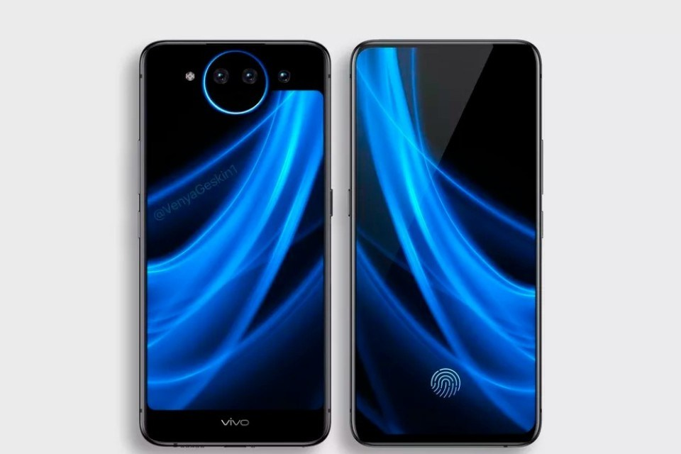 Nex 2 - شركة Vivo تستعد لإطلاق الهاتف الذكي Vivo NEX 2 مع شاشتين وكاميرا ثلاثية