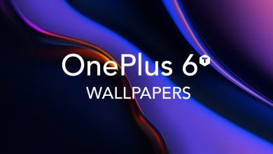 Photo of بإمكانك الآن تحميل خلفيات OnePlus 6T بدقة عالية لجميع الهواتف