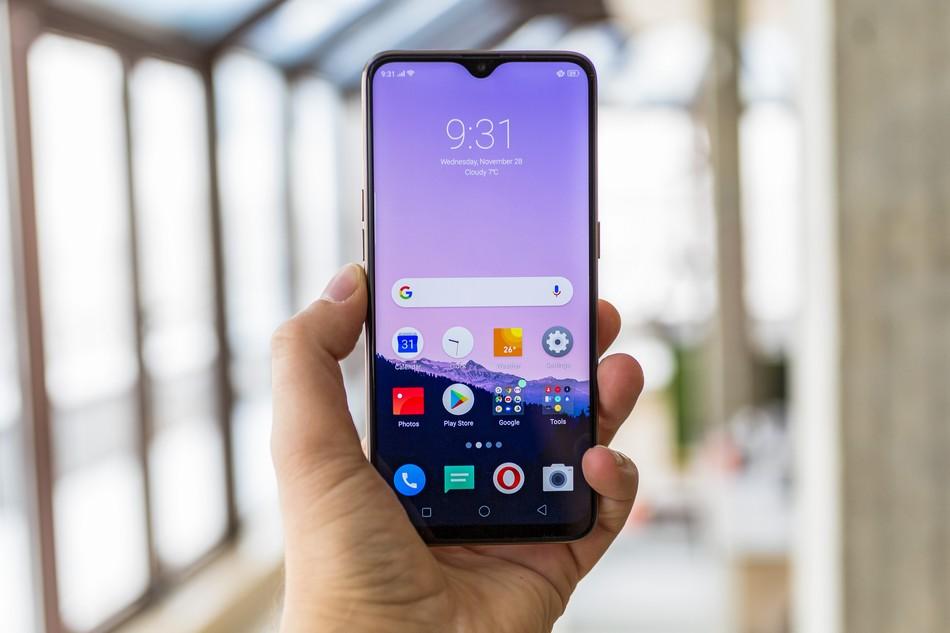 Realme U1 - شركة Oppo تزيح الستار رسمياً عن الهاتف الذكي Realme U1 مع كاميرا أمامية بدقة 25MP
