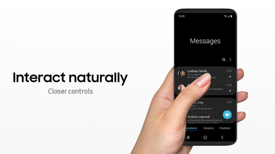 Samsung One UI 3 - سامسونج تزيح الستار عن الواجهة الجديدة One UI لهواتفها