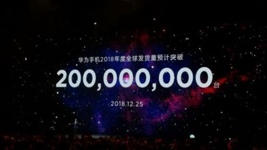huawei 200 million smartphones - هواوي تعلن عن عدد الجوالات التي باعتها، تعرف على القائمة كاملة منذ انطلاقها
