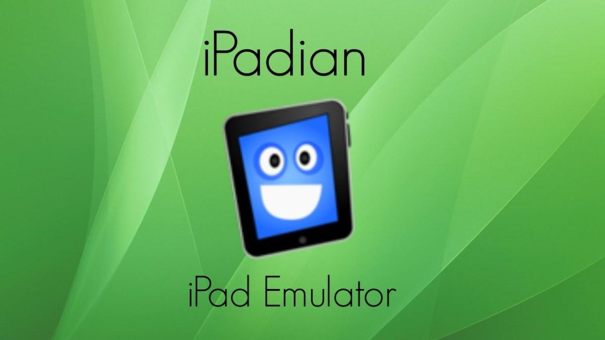 maxresdefault 1 - برنامج محاكي iPadian Emulator لتشغيل تطبيقات ايفون iOS على الكمبيوتر ويندوز