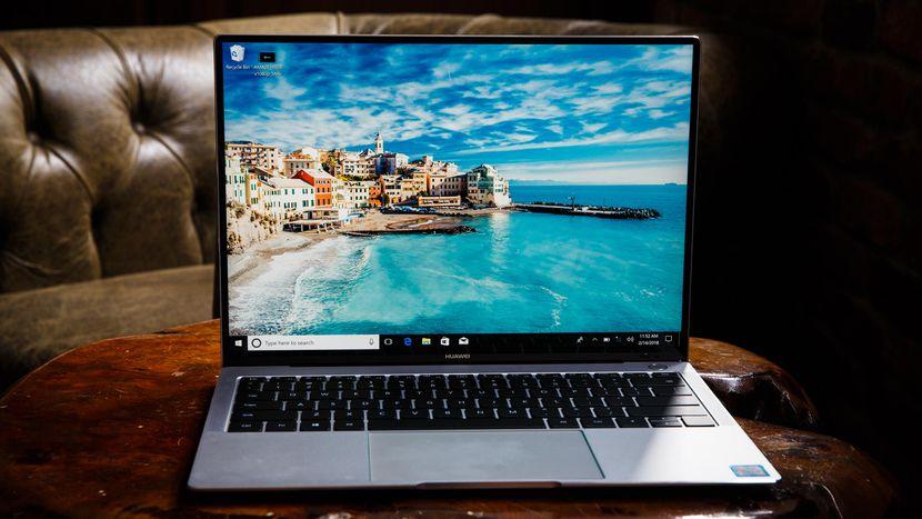 huawei matebook x pro 5556 - هواوي تكشف رسمياً عن لابتوب ميت بوك X برو الجديد بالعديد من المميزات والتحسينات