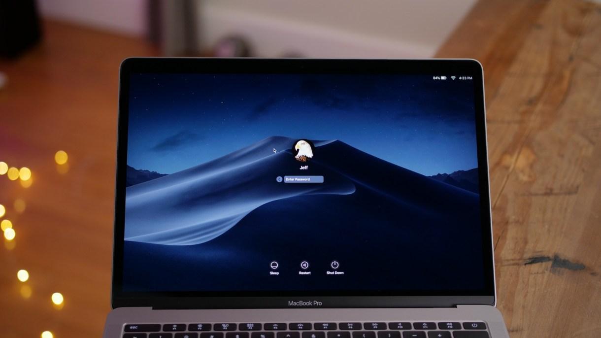 mojave changes features - بالصور.. تعرف على كيفية تشفير وحماية المجلدات بكلمة مرور على حاسب macOS