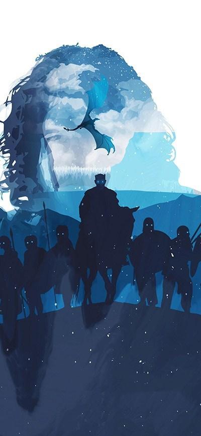 3 1 - تحميل خلفيات قيم اوف ثرونز مسلسل Game of Thrones عالية الجودة متنوعة للهواتف