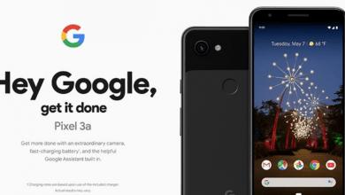 Google Pixel 3a and 3a XL specs 1170x610 - جوجل تكشف عن الصور الترويجية لجوالي بيكسل 3a و3a XL قبل مؤتمر الكشف عنهم