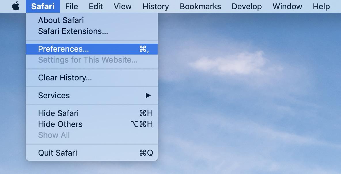 11 1 - بالصور، تعرف على كيفية إيقاف الفتح التلقائي للتنزيلات من الويب على حاسب ماك