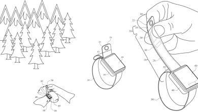 Apple Watch camera - آبل تسجل براءة اختراع جديدة ستسمح لك بالتصوير من ساعة آبل مباشرة
