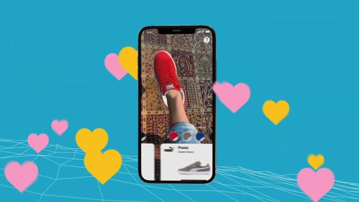 maxresdefault 1 - تطبيق Wanna Kicks يتيح لك تجربة أي حذاء يعجبك قبل شراءه عن طريق تقنيات الواقع المعزز
