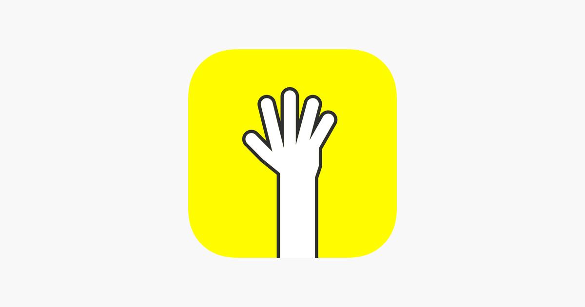 1 9 - تطبيق LMK: Anonymous Polls لوضع أي تصويت بالسناب شات بربطه بحسابك