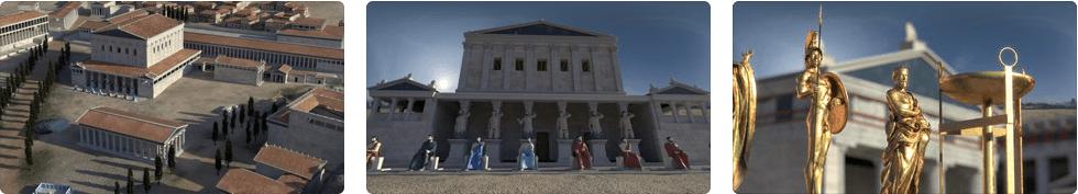 88 - تطبيق Athens in VR لمشاهدة معالم أثينا عاصمة اليونان بتقنية الواقع الافتراضي