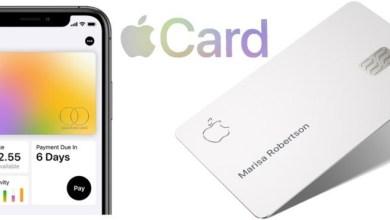 صورة شركة آبل تؤكد إطلاقها لـ بطاقة آبل الائتمانية The Apple Card في هذا الموعد