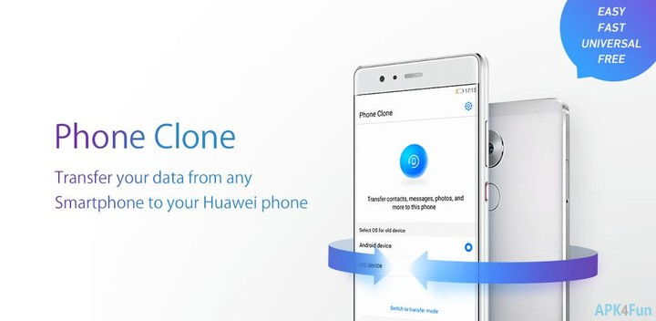 com.hicloud.android.clone featured - تطبيق Phone Clone لنقل صورك وجهات الاتصال وملفاتك عبر شبكة لاسلكية آمنة ومشفرة