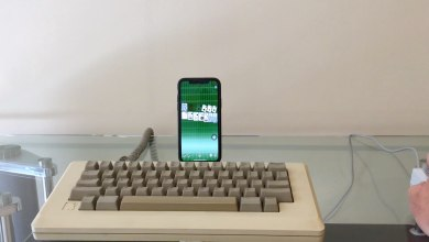Original mac mouse keyboard ios 13 iphone files app niles mitchell - شاهد كيفية توصيل لوحة مفاتيح وماوس ماكنتوش الأصليين بجوال آيفون وأداء كل منهم