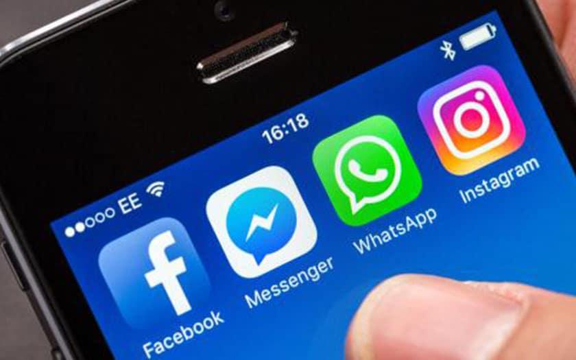 facebook fusion whatsapp messenger instagram - شركة فيسبوك تخطط لإضافة اسمها إلى أسماء تطبيقي واتساب وانستجرام بهذه الطريقة