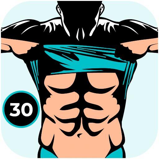 4 - تطبيق 30 Days Abs Workout For Men للحصول على Six Pack في ثلاثون يوم فقط