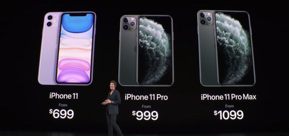47573 أسعار هواتف أيفون - محلل شهير يعتقد أن الطلب على ايفون 11 و ايفون 11 برو كان أفضل من التوقعات