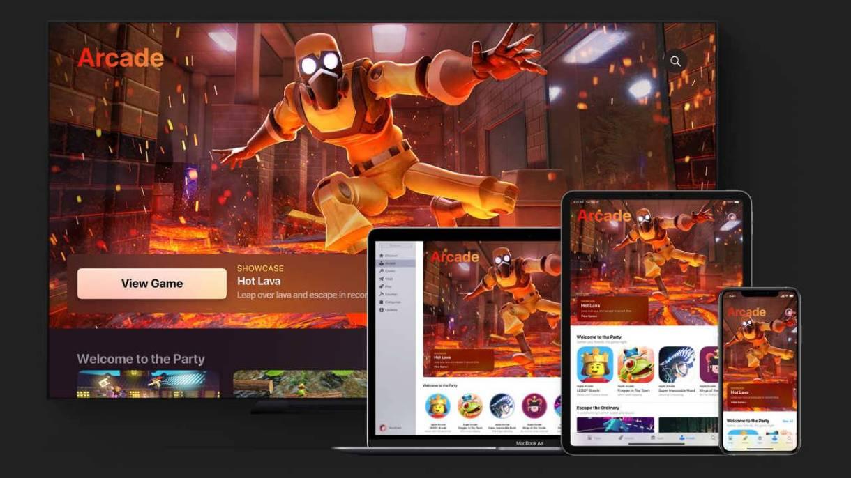 Apple Arcade main 1280x720 - آبل تضيف 5 ألعاب جديدة لخدمة Apple Arcade يمكن تجربتهم مجانا