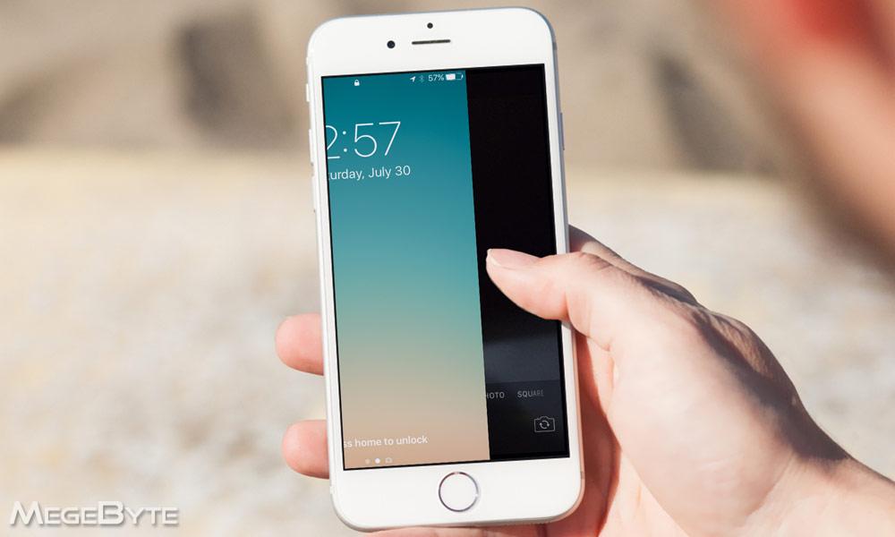 How to Disable Camera Access from the Lockscreen in iOS 10 on iPhone or iPad - طريقة الغاء الكاميرا من شاشة القفل في الايفون 11 أو منع الوصول إليه بأي طريقة 2020