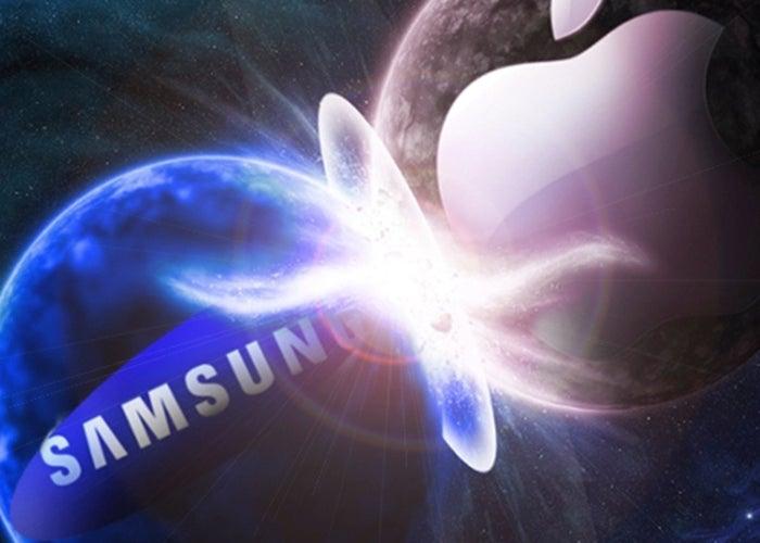 Samsung vs Apple 1 - قد يتم معاقبة سامسونج وآبل بسبب نسبة الإشعاعات الضارة الصادرة من الجوالات