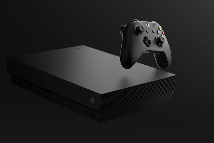 Xbox One X Surge Protector - مايكروسوفت تخطط لإطلاق إصدار رخيص من جهاز إكس بوكس مع الجيل الجديد