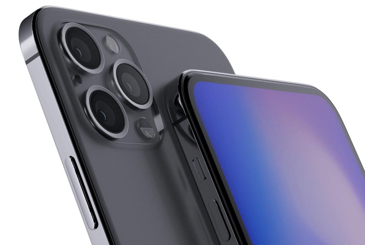 iPhone 12 design 1 - تقرير: بطاريات جوالات آيفون 12 قد تصبح أكبر حجما بفضل تقنية جديدة
