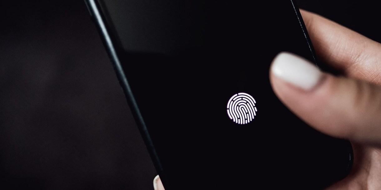 under display Touch ID - آبل تنجح في تسجيل براءة اختراع البصمة تحت الشاشة قد نراها في آيفونات المستقبل
