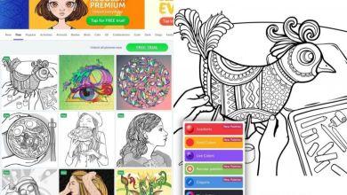 Photo of أفضل تطبيقات كتب التلوين للكبار على الجوالات والتابلت