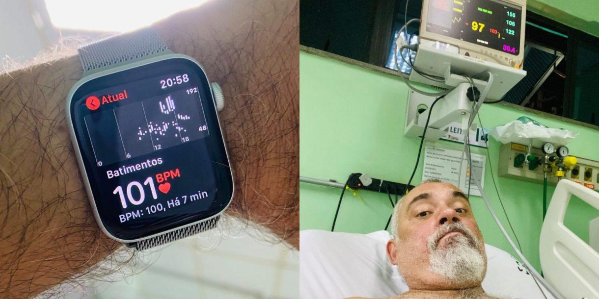 Apple Watch Jorge Freire Jr - ساعة آبل تنقذ رجلًا برازيليًا بعد تعرضه لأزمة قلبيّة