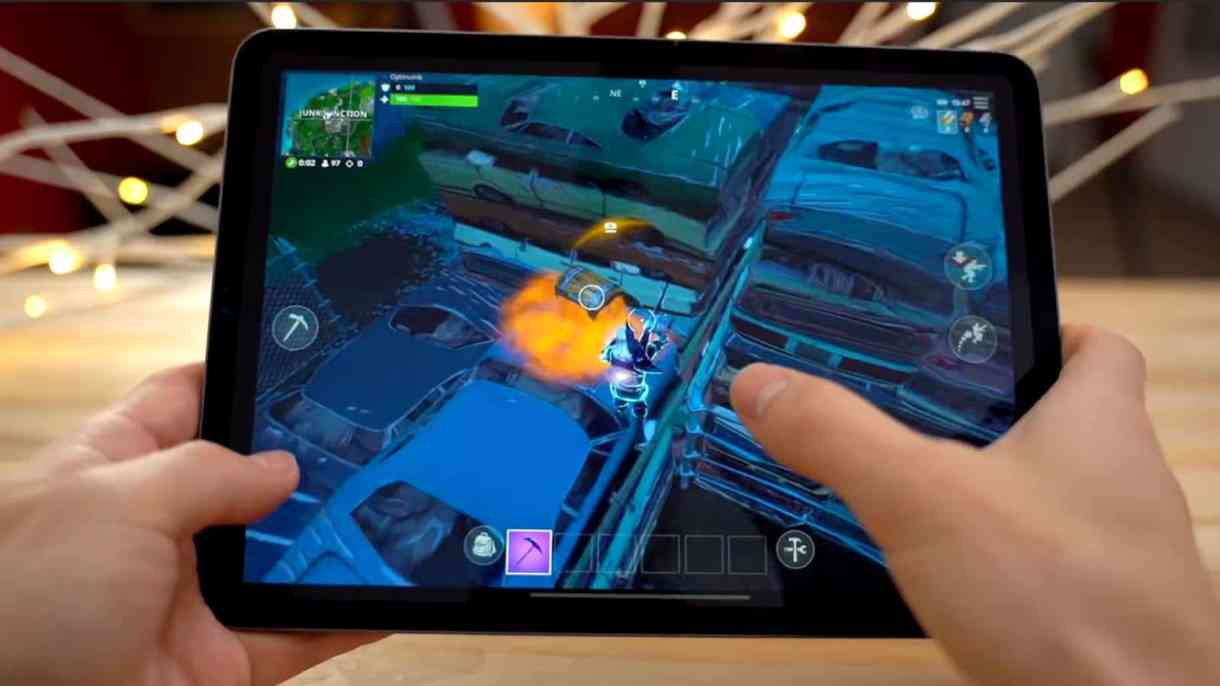 fortnite ipad - تحديث لعبة Fortnite يجلب مميزات قوية إلى آيباد ودعم أفضل لوحدات التحكم