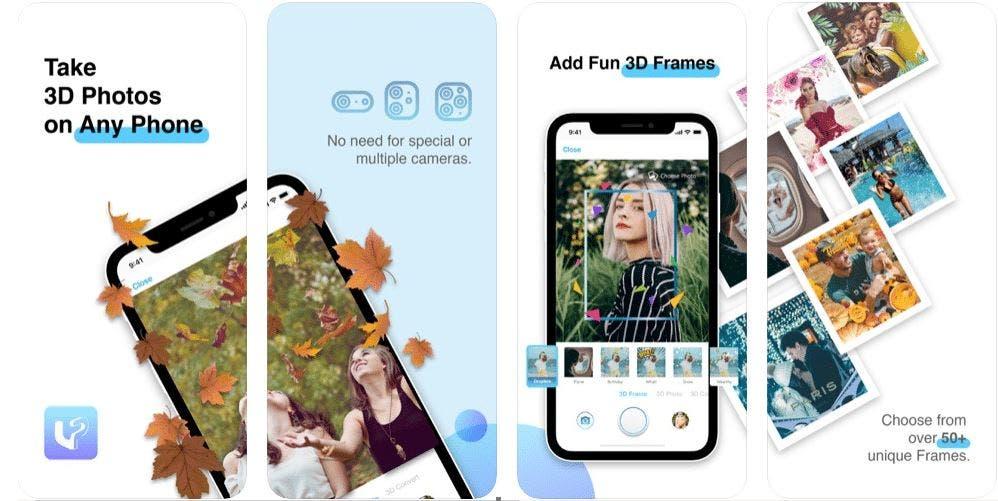 22c30115 9d1b 4a38 8b2b 21ad926610d9 - تطبيق LucidPix لالتقاط ثلاثية الأبعاد وتحويل الصور العادية إلى 3D على أي جوال ذكي