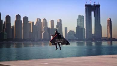 Photo of شاهد بالفيديو: طيار Jetpack يطير على ارتفاع 6,000 قدم للمرة الأولى في التاريخ