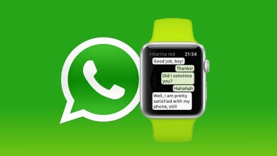 تطبيق WatchApp