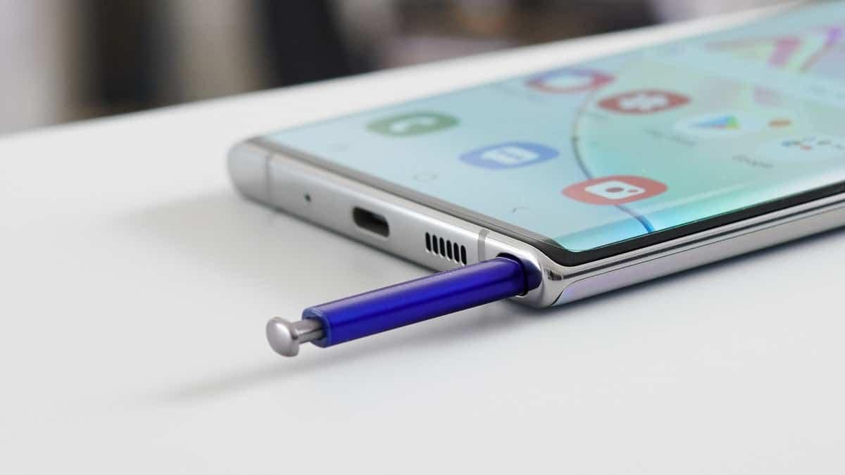 note 20 - براءة إختراع تكشف عن بعض من مميزات Galaxy Note 20 القادم من سامسونج