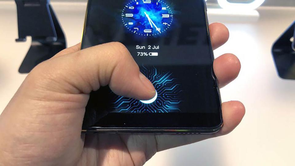 Redmi teases the fingerprint sensor technology in the LCD screen - شاومي تنجح في تطوير قارئ البصمة ضمن شاشات LCD