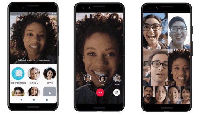 d - أفضل تطبيقات التواصل مع الأصدقاء والعائلة عن بعد