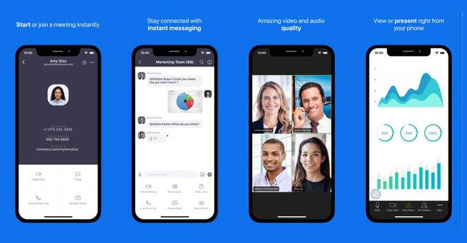 z - أفضل تطبيقات التواصل مع الأصدقاء والعائلة عن بعد