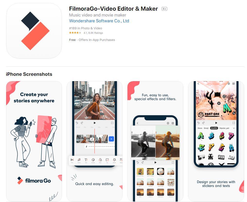 Capture2 - تطبيق FilmoraGO لتحرير الفيديو والمونتاج على الجوال