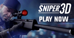 لعبة sniper 3d 300x156 - العاب اوفلاين للاندرويد مهكرة