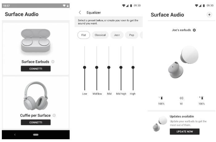 2020 05 10 22 54 49 Window - تطبيق Surface Audio من مايكروسوفت للتحكم في السماعات